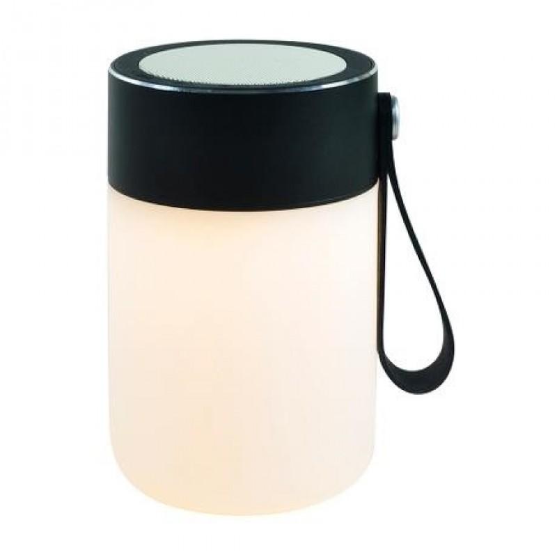 Halo Design Sound Jar Black