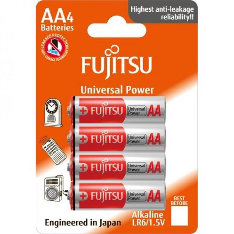Fujitsu AA / LR06 Universal Power - 4 stk. batterier