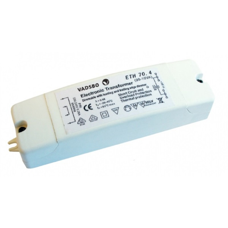 Vadsbo Pro 105 transformer