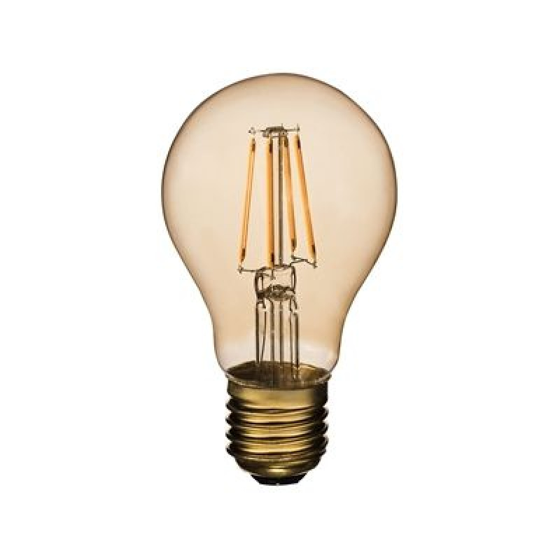 LED CLASSIC ANTIQUE 5W E27 380LM 2200K DÆMPBAR
