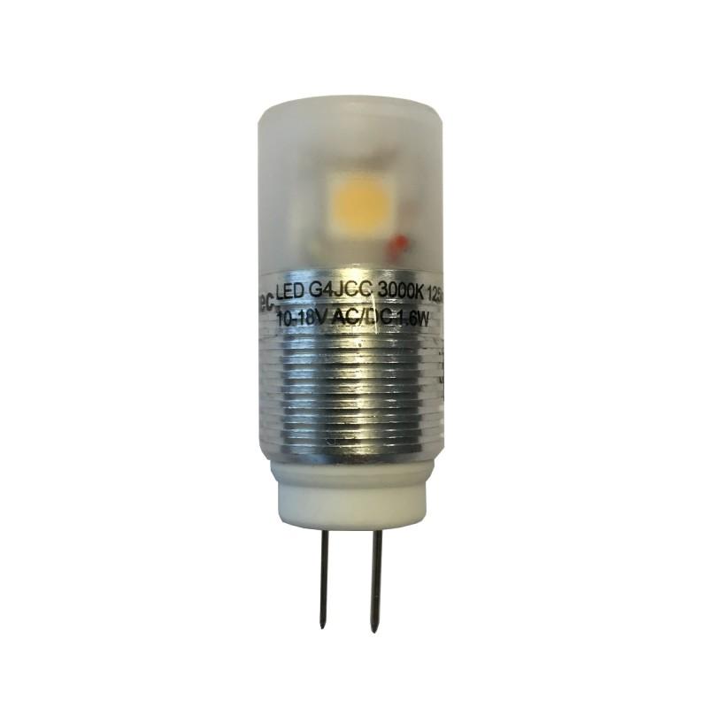 PLS LED m/cover glass 1,6W 125lm 3000K