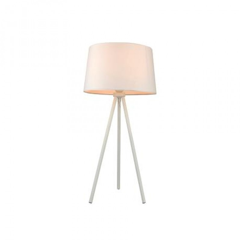 Halo Design Blend Bordlampe Ø30 Hvid