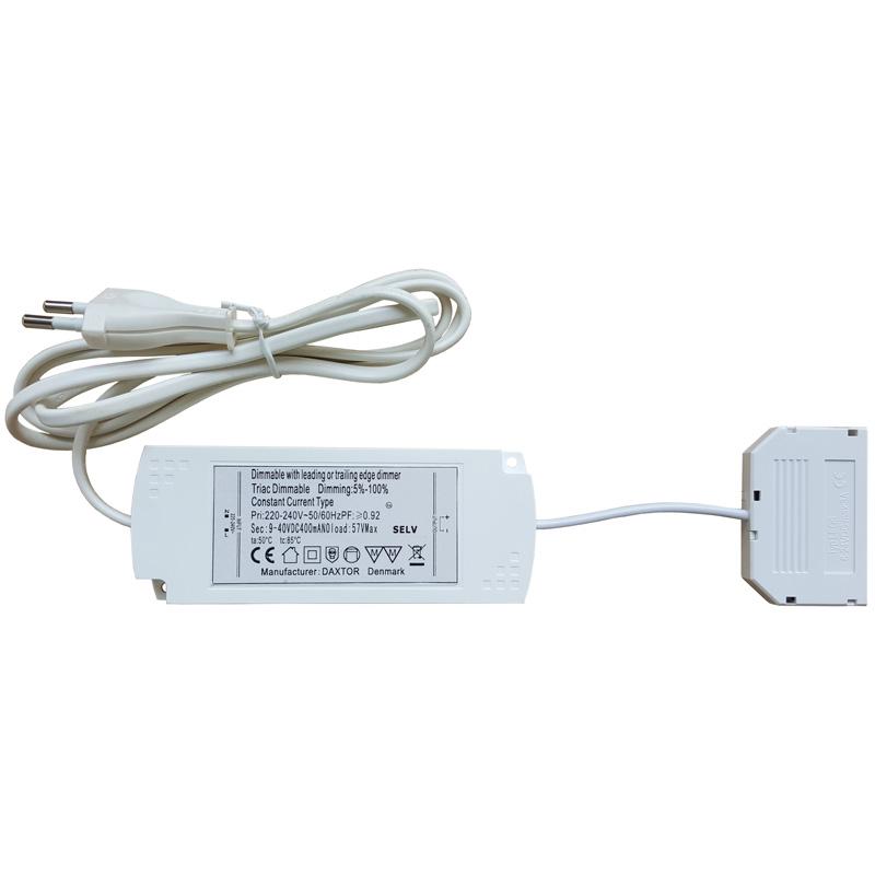 Daxtor Dæmpbar LED driver til Easy 2-Place