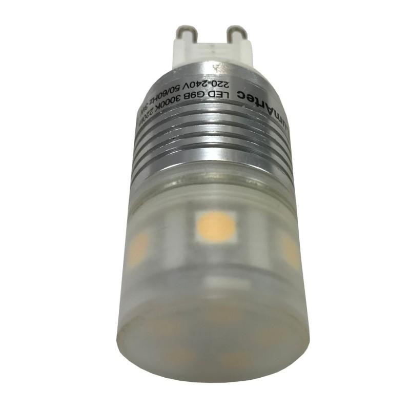 LED pære 3w 220-240v G9