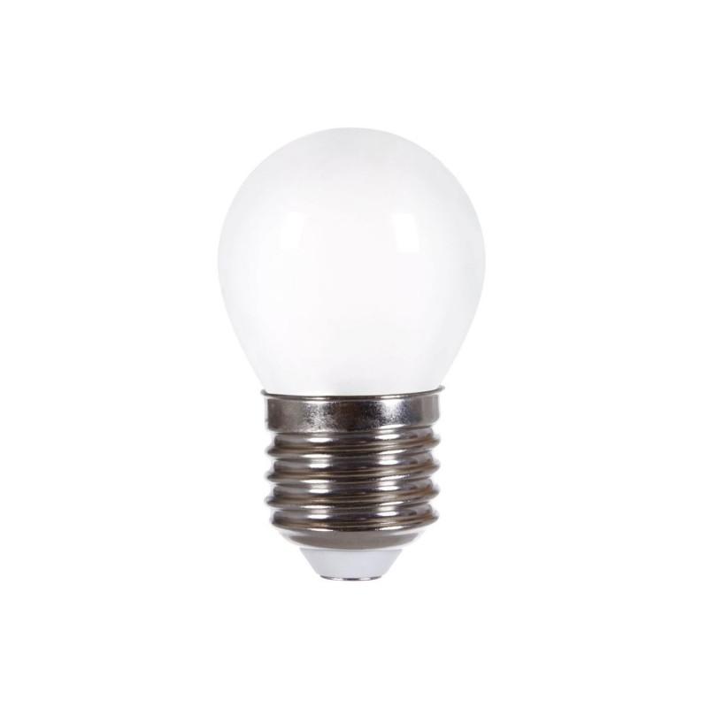 DECOR LED 360 4W krone mat dæmpbar E27 2700 kelvin 470 lumen