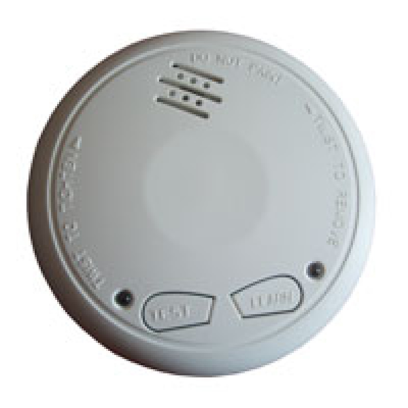 Røgalarm trådløs m/optisk detector