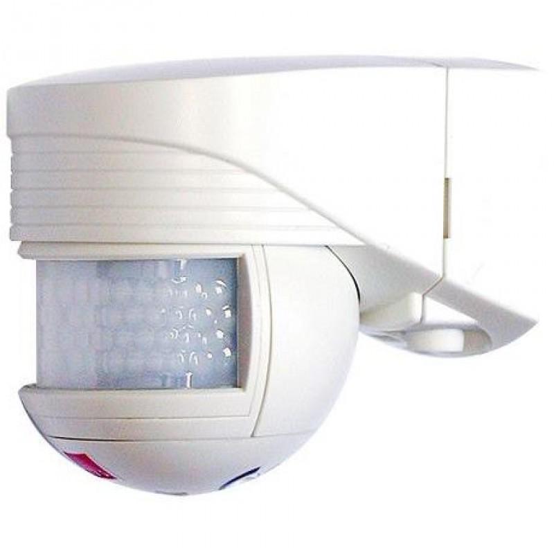 Luxomat PIR LC-Click sensor, 200° Hvid