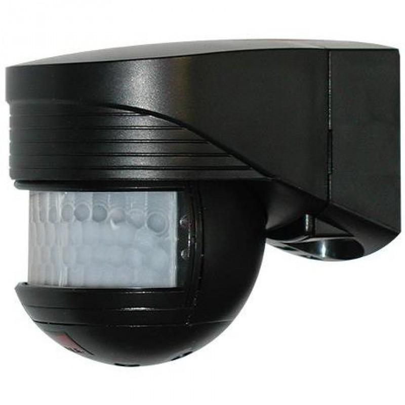 Luxomat PIR LC-Click sensor, 200° Sort