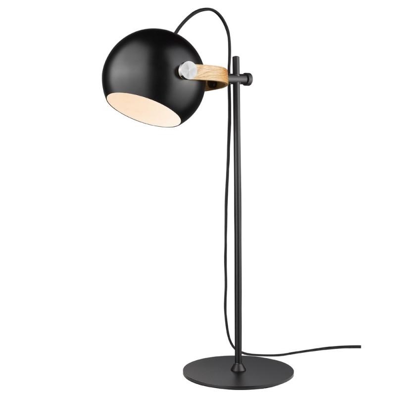 Halo Design D.C Bordlampe ø18 E27, sort / eg