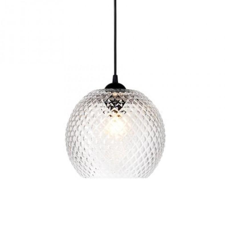 Halo Design Nobb Ball Pendel Klar Ø30