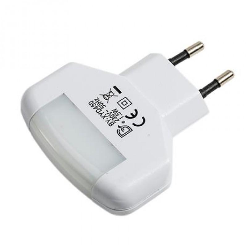 Natlampe 1,5 watt