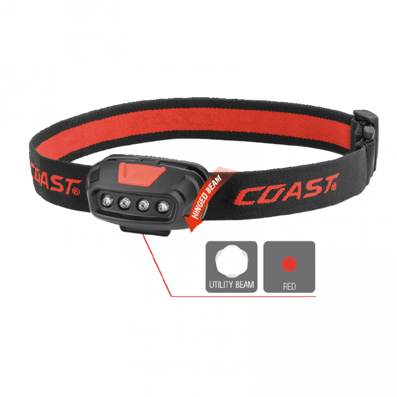 COAST FL11 LED Pandelampe (130 lumen)