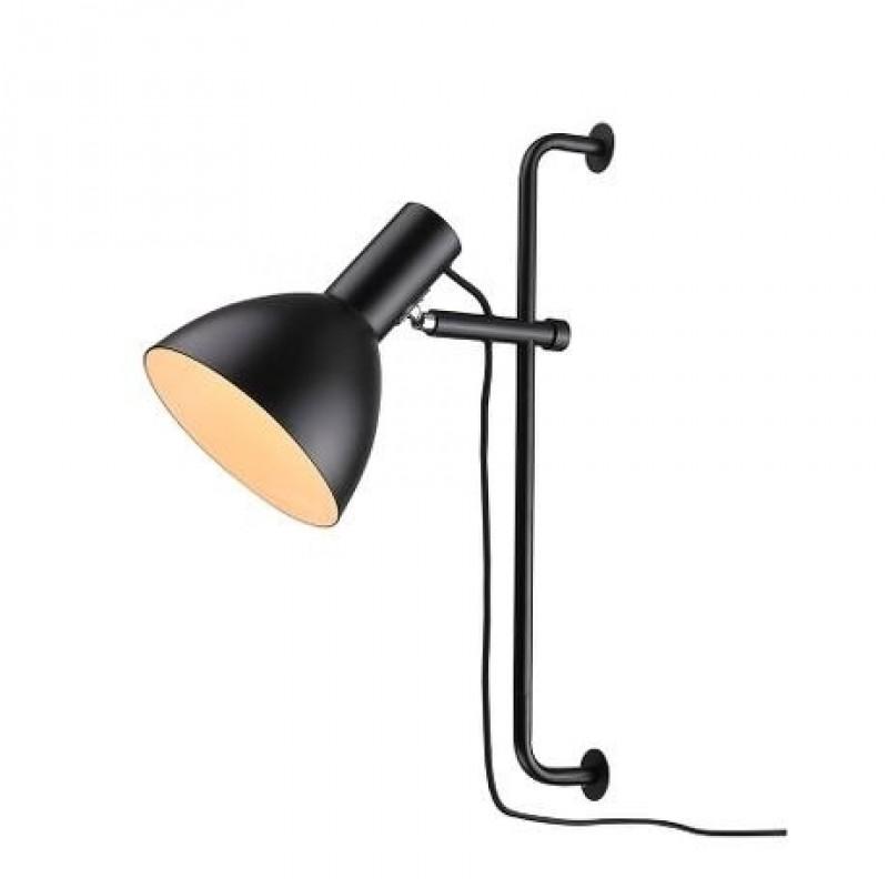 Halo Design Baltimore Væglampe Sort