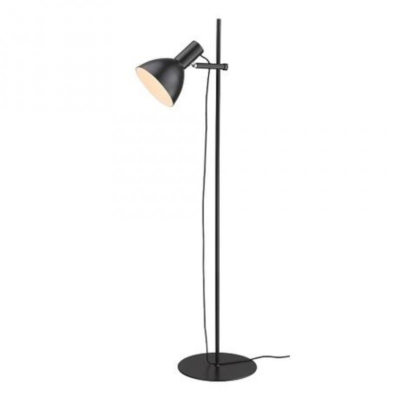 Halo Design Baltimore Gulvlampe Sort