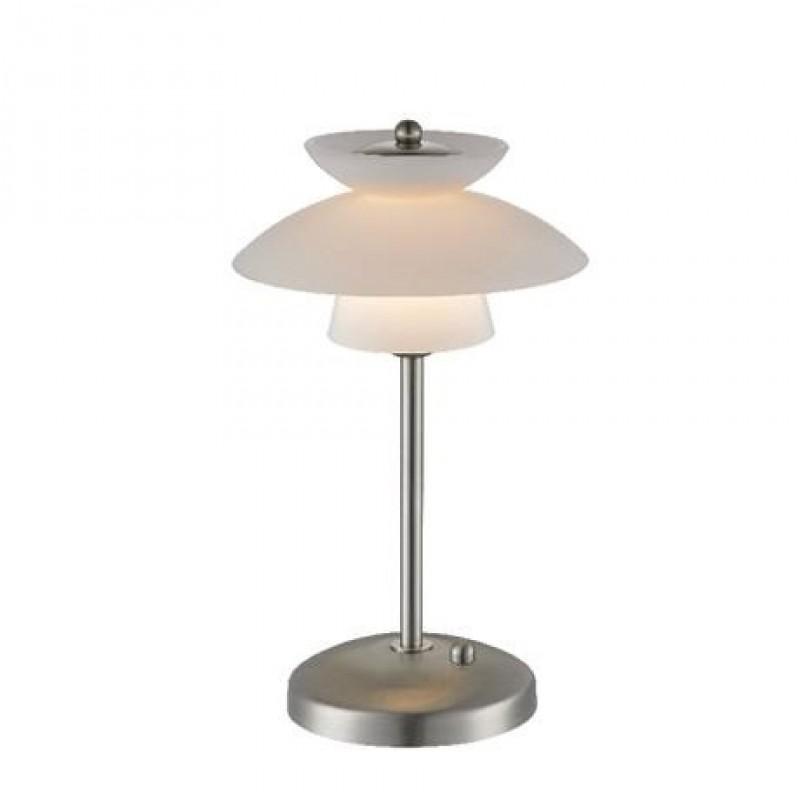 Halo Design Dallas Bordlampe Opal m. dæmp