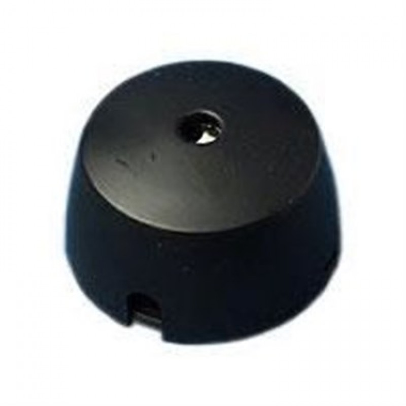 Pendelroset PR6 mini Ø55mm sort