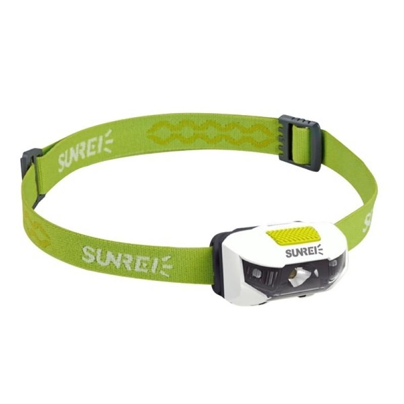 SUNREE Sports 3 Pandelampe (115 lumen) - Grøn