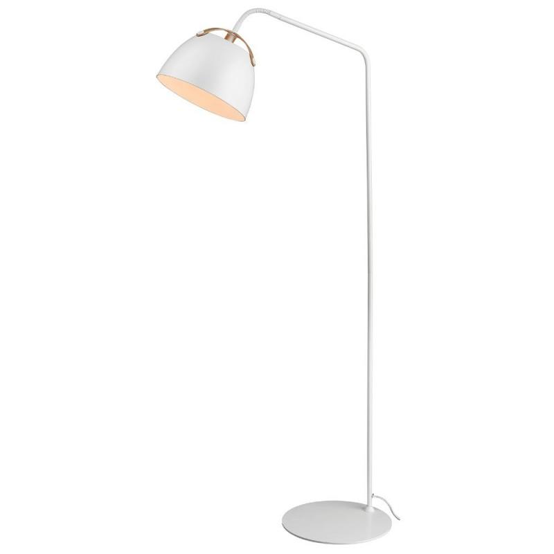 Halo Design OSLO Gulvlampe ø24 Hvid-eg