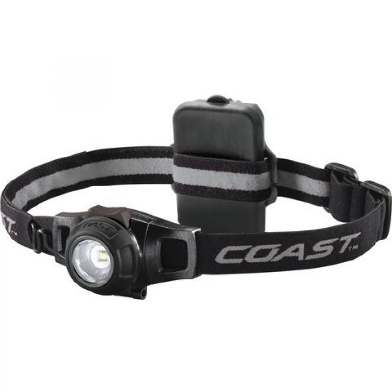 COAST HL7 LED Pandelampe (285 lumen) Sort + GRATIS sort hue