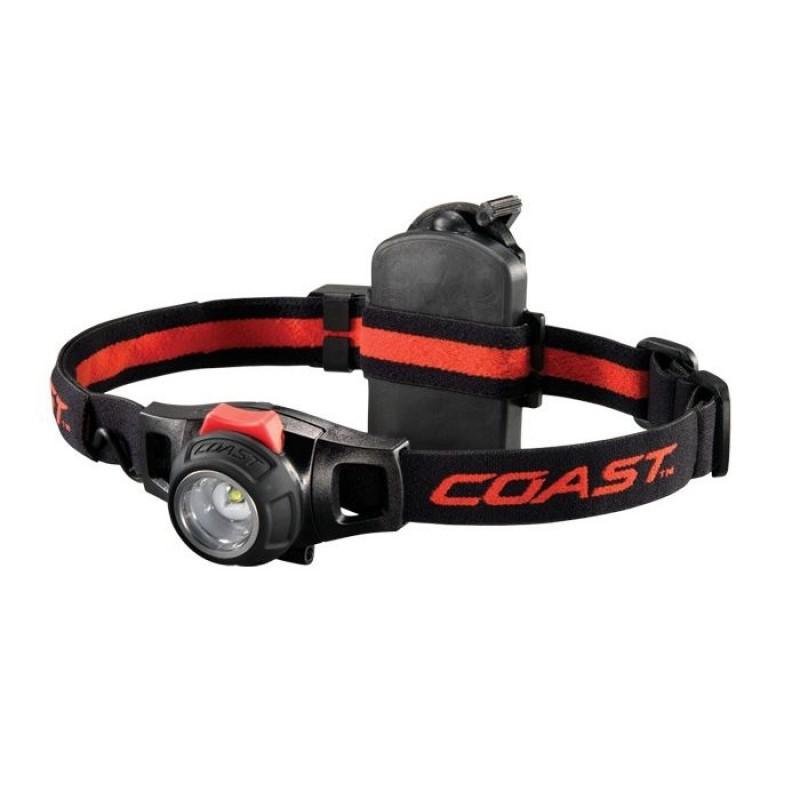 COAST HL7R Genopladelig LED Pandelampe (240 lumen) - i gaveæske