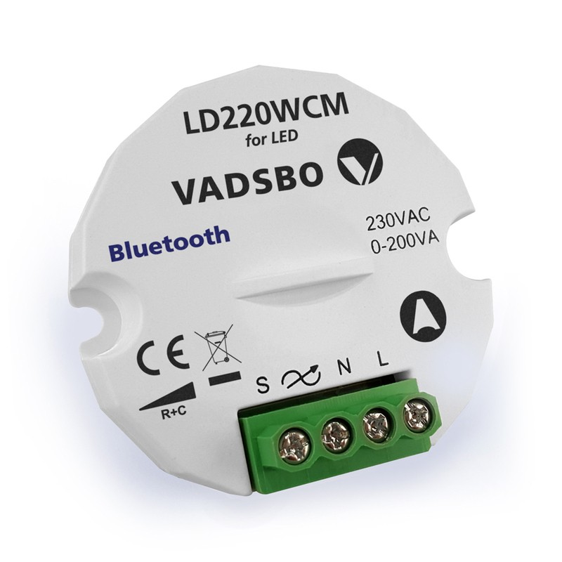 Vadsbo LD220WCM bluetooth dæmper