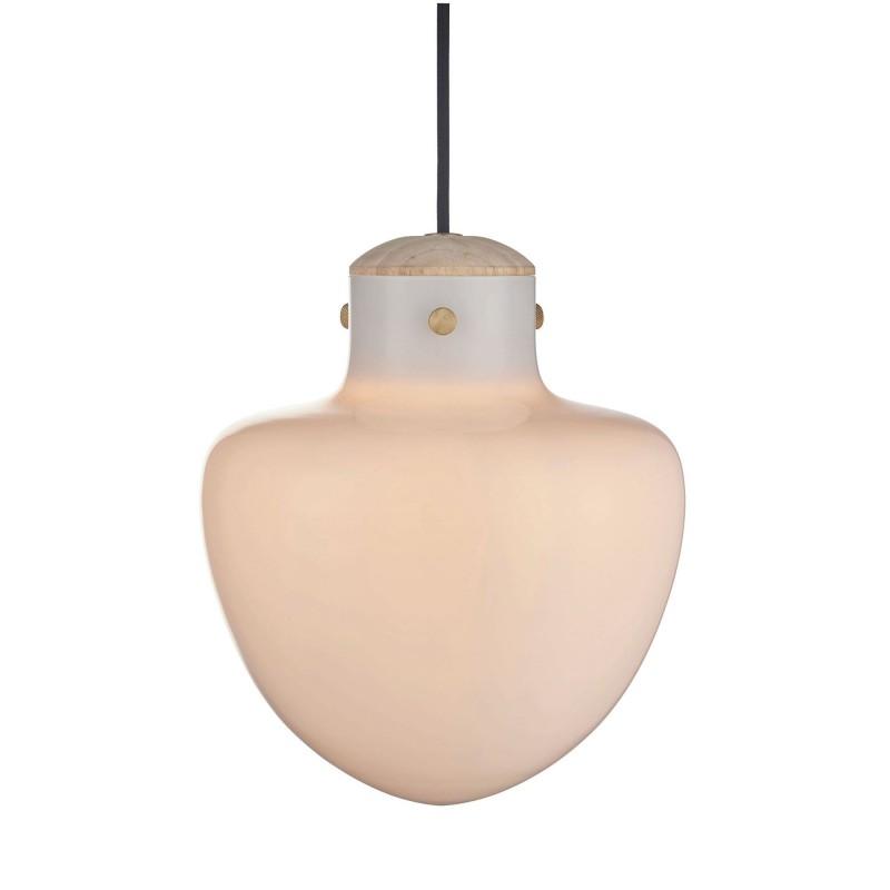 WATT A LAMP MUSH Pendel, Opal mat