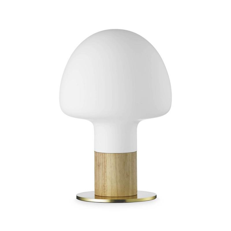 WATT A LAMP MUSH Bordlampe, Smoke transparent