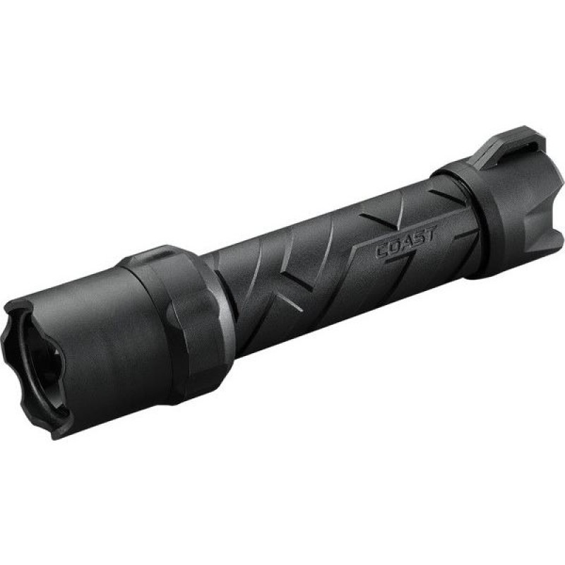 COAST PS600 POLYSTEEL vandtæt lommelygte med fokus (620 lumen)
