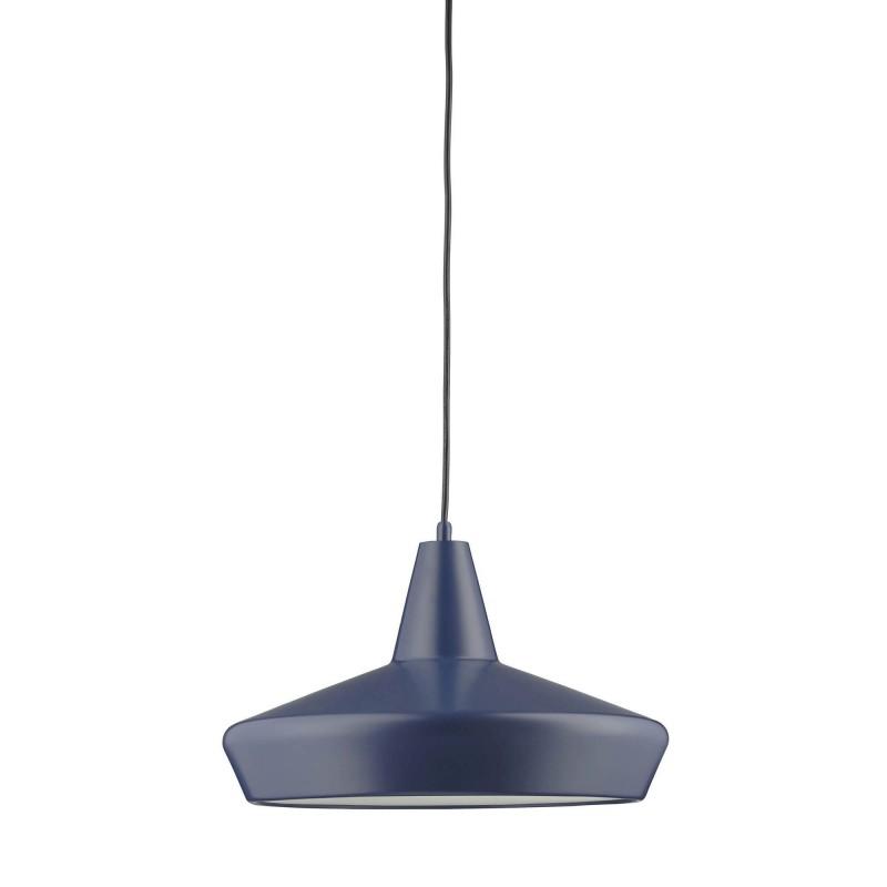 WATT A LAMP WORK metal Pendel Ø37 cm, Blå