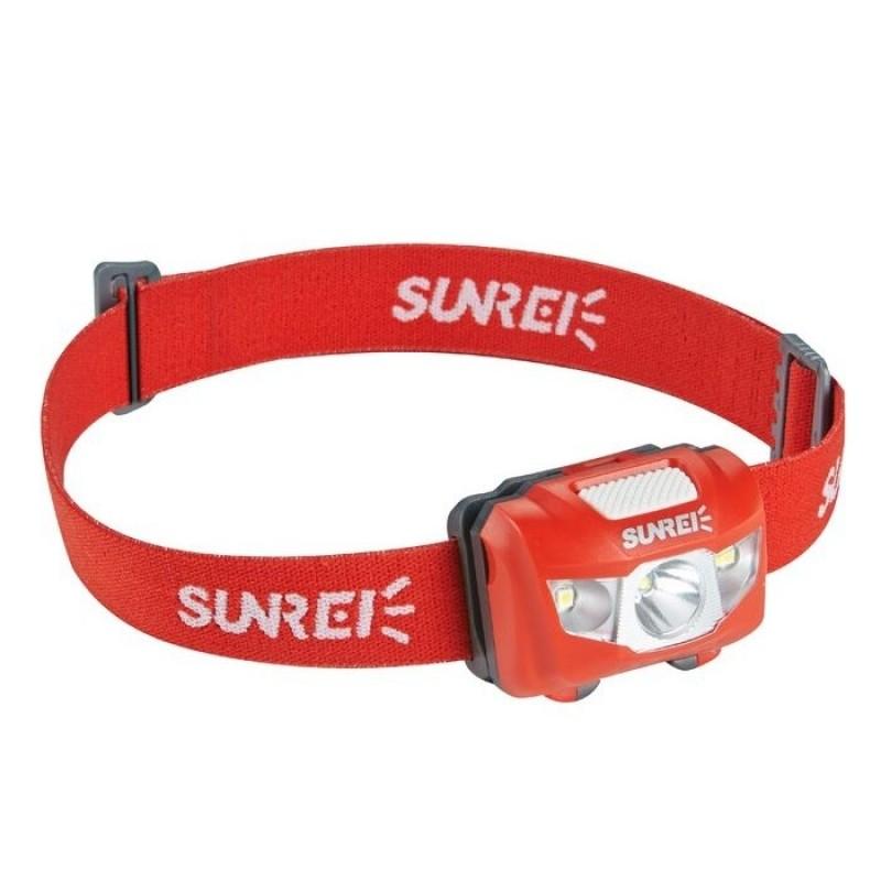SUNREE Youdo 2S Pandelampe (160 lumen) - Rød