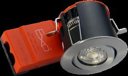 Daxtor EXO 66, Ø88, H66mm, Rund, Alu, ekskl. lyskilde Udendørs-20