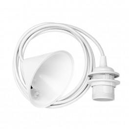 Umage Lampeophæng med 2,1 m hvid stofledning-20