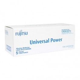Fujitsu D / LR20 Mono Universal Power 10 stk. batterier-20