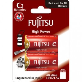 Fujitsu C / MN1400 / Baby High Power 2 stk. batterier-20