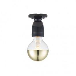 Halo Design Porcelain Væg/Loftlampe Sort-20