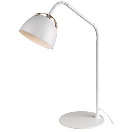 Halo Design OSLO Bordlampe ø16 hvid-eg-20