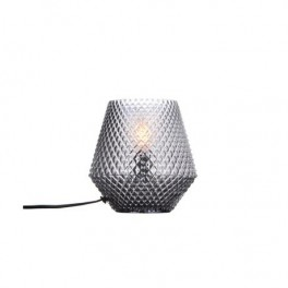 Halo Design Nobb Edgy Bordlampe Smoke-20