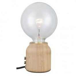 Halo Design Base One Bordlampe Lyst Træ-20