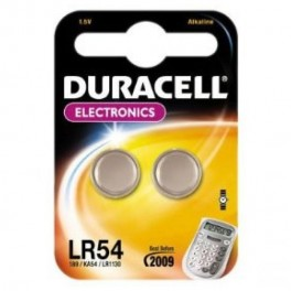 Duracell LR54 batteri (2 stk.)-20