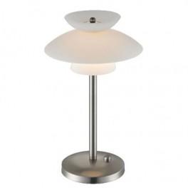 Halo Design Dallas Midi Bordlampe Opal m. dæmp-20