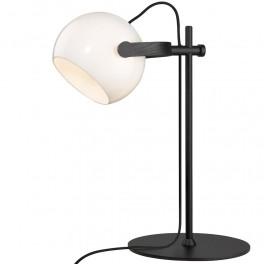 Halo Design D.C bordlampe ø18 E27, Opalic m, eg-sort-20