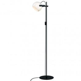 Halo Design D.C gulvlampe 1L ø18 E27, Opalic m. eg-sort-20
