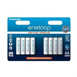 PanasoniceneloopAAR06genopladeligebatteri8Stk2100opladninger-20