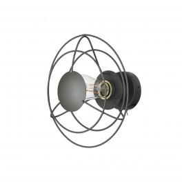 WATT A LAMP RADIO Væg/Loft Lampe Ø28 cm Mørk Grå-20
