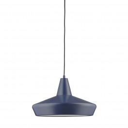 WATT A LAMP WORK metal Pendel Ø37 cm, Blå-20