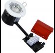 Daxtor Easy 2-Setup, Ø87, H66mm, Rund, Mat Hvid, inkl. lyskilde 2700 Kelvin