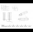 Osram Dulux D LED EM 10W 2 pin (erstatter 26W)