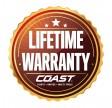 COAST HP7R opladelig håndlygte (300 lumen)