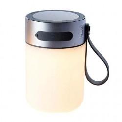 Halo Design Sound Jar Silver