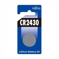 Fujitsu CR2430 3V lithiumbatteri - 1 stk.